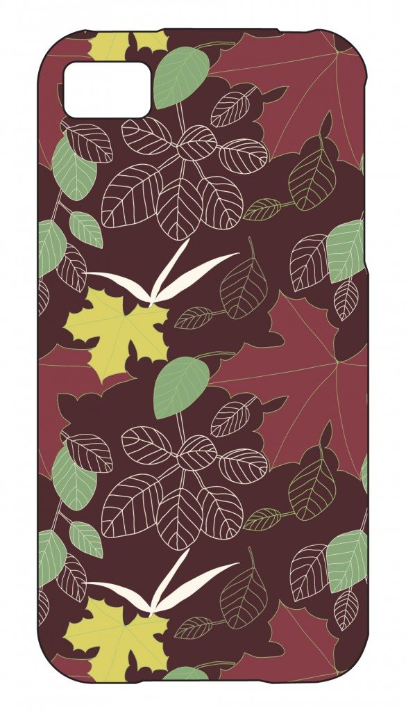 Leaves phone cases-01
