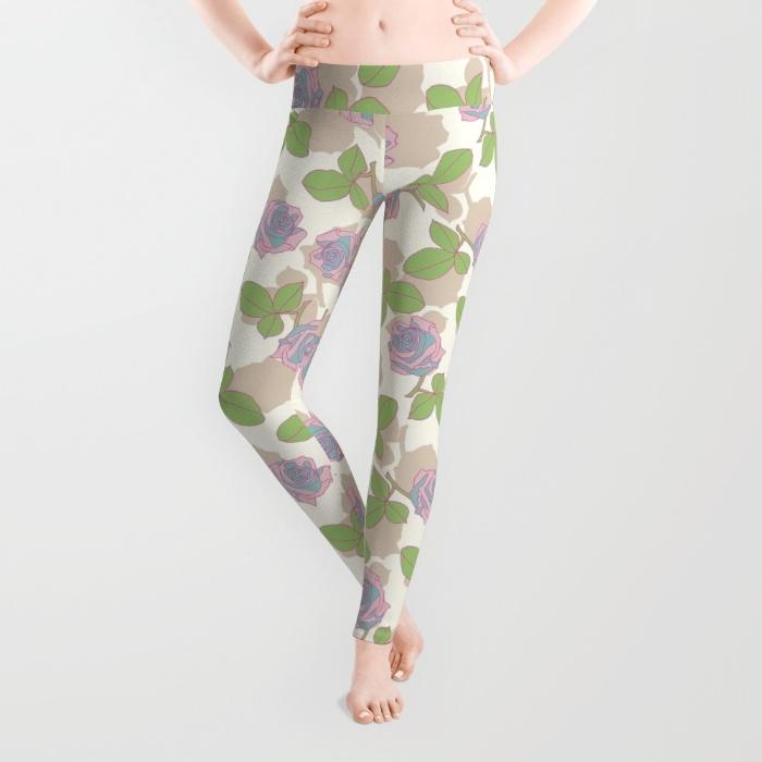 my-gardens-roses-leggings