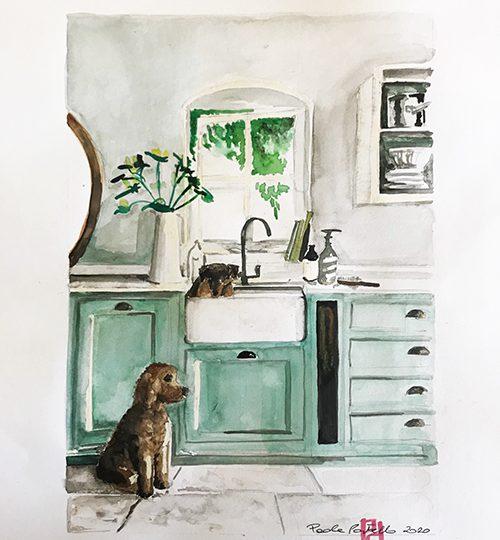 Kitchen interior_1568