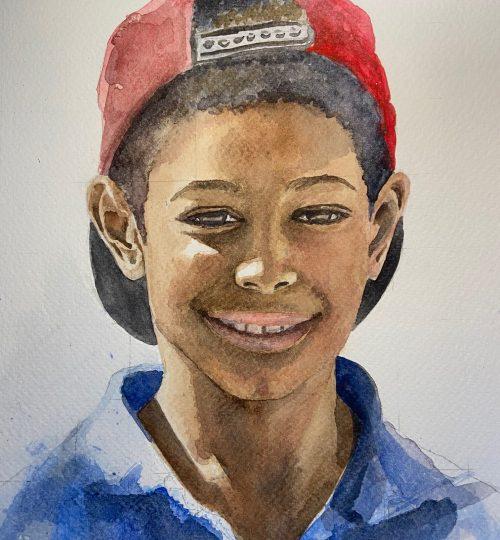 Matteo age 10